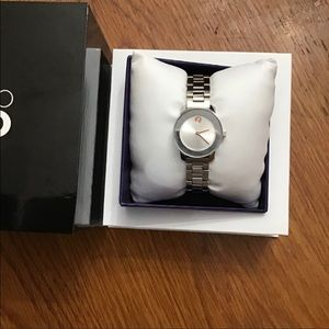 New ladies Movado bold watch